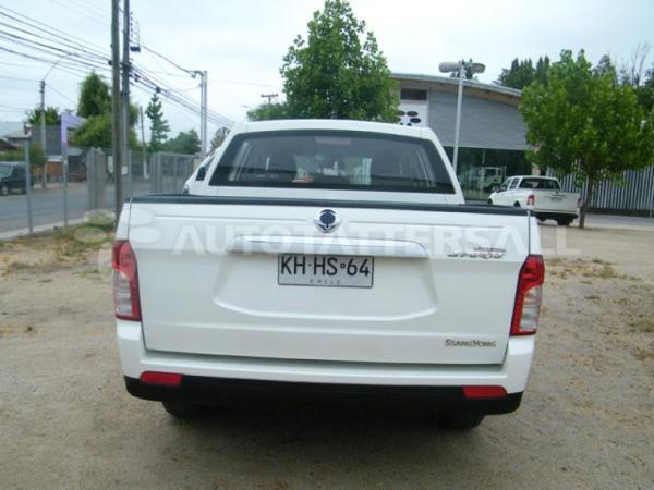 Ssangyong Actyon 2.0 DC 6MT 4X2 año 2018