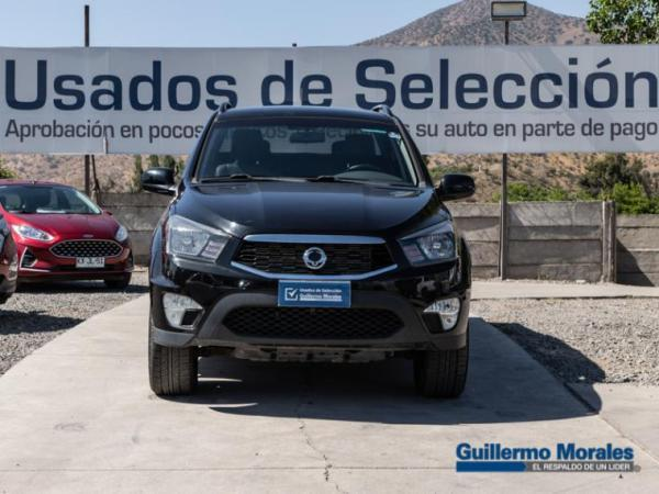 Ssangyong Actyon SPORT 2.2 AT año 2019