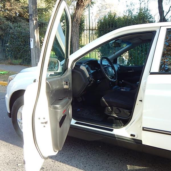 Ssangyong Actyon Sport 621SSANGYONG ACTYON SPORT año 2014