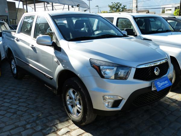 Ssangyong Actyon Sport 4X4 año 2015