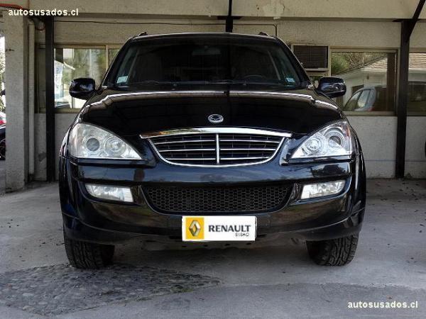 Ssangyong Kyron HDI 4X2 año 2008
