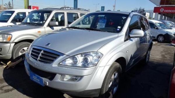 Ssangyong Kyron NEW año 2013