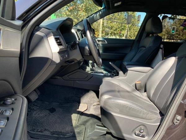 Ssangyong Musso 2.2 4X4 AT DELUXE año 2020