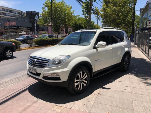 Ssangyong Rexton Rexton 4x4 2.0 año 2015