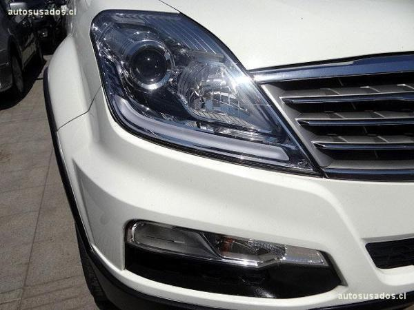 Ssangyong Rexton 4x4 LIMITED año 2015