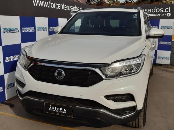Ssangyong Rexton LTD año 2018
