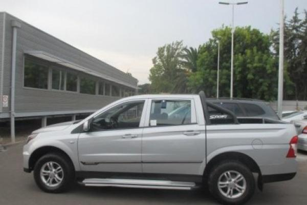 Ssangyong Ssangyong NEW ACTYON SPORT 4X4 2.0 año 2013