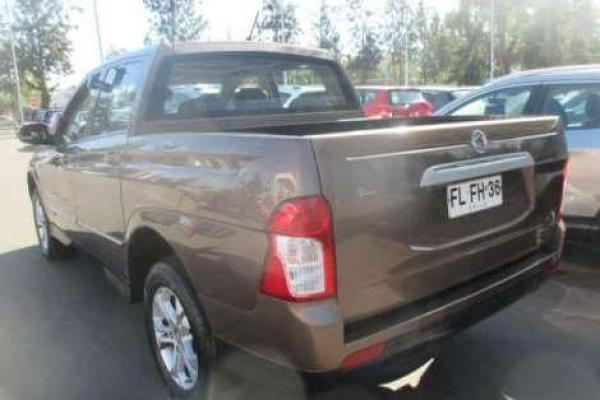 Ssangyong Ssangyong ACTYON SPORT 4X4 2.0 AT año 2013