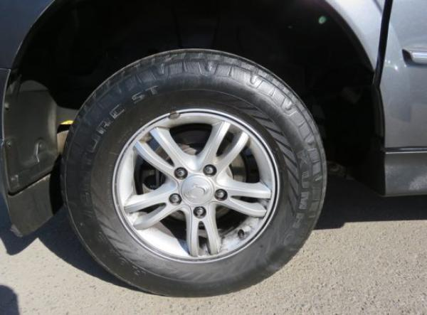 Ssangyong Ssangyong ACTYON SPORT año 2014