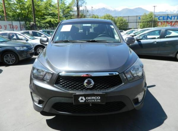 Ssangyong Ssangyong ACTYON NEW año 2014