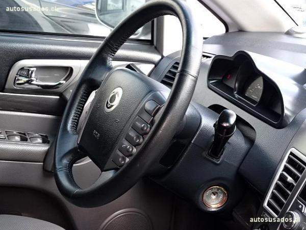 Ssangyong Stavic 2.0 año 2015