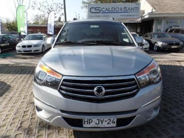 Ssangyong Stavic  año 2016