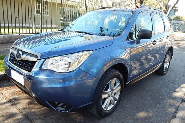 Subaru All New Forester 526 ALL NEW FORESTER 2.0 año 2016
