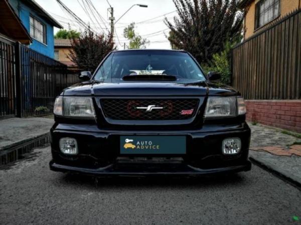 Subaru Forester 2.5 TURBO año 1997
