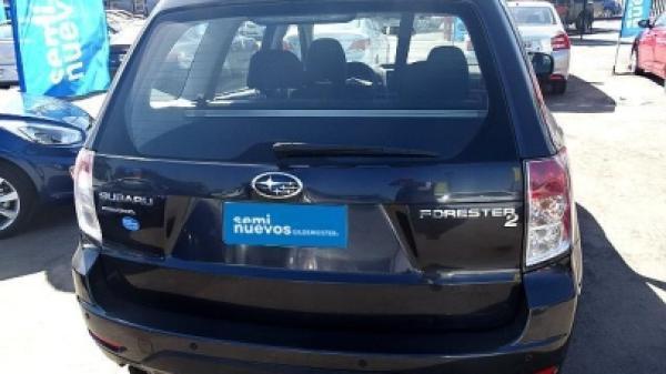 Subaru Forester AWD año 2012