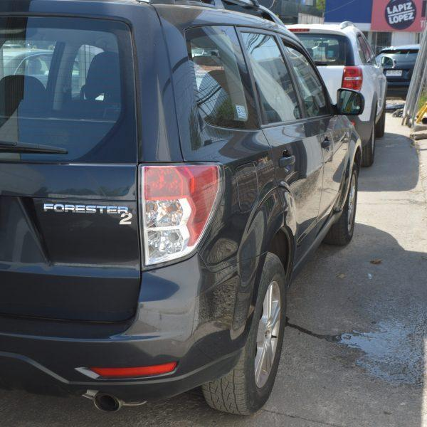 Subaru Forester 2.0 CVT XS 4WD año 2013
