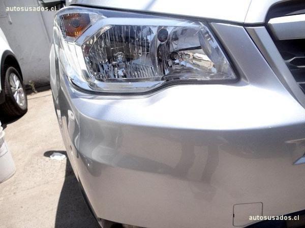 Subaru Forester CVT año 2013
