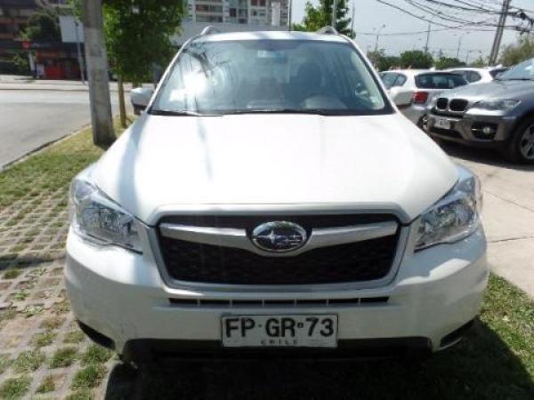 Subaru Forester  año 2013