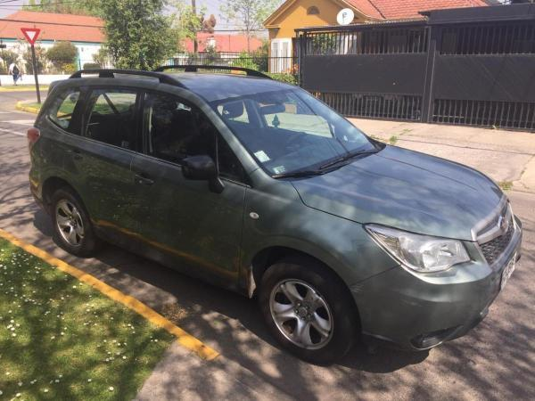 Subaru Forester All new forester CVT 2.0 año 2014