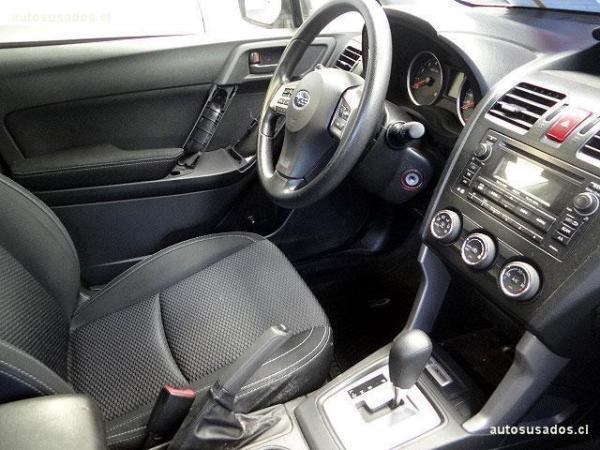 Subaru Forester XS año 2014