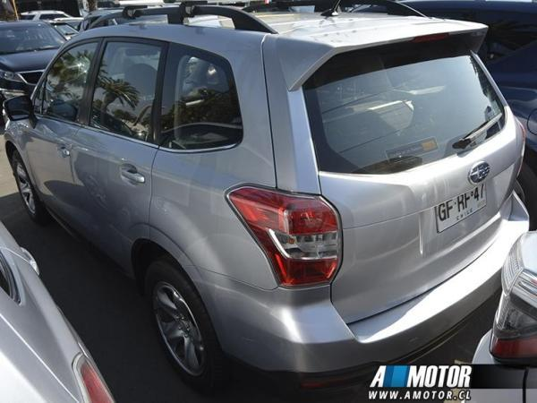 Subaru Forester All New Forester 2.0 año 2014