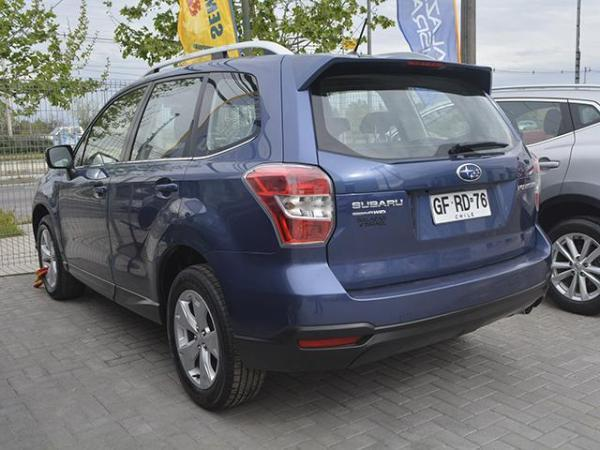 Subaru Forester ALL NEW FORESTER XS 2.0 A año 2014