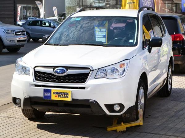 Subaru Forester All New Forester Xs Cvt 2 año 2014