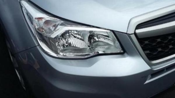 Subaru Forester ALL NEW año 2015