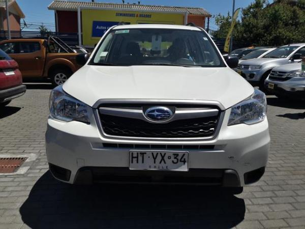 Subaru Forester Forester Awd 2.0 año 2016
