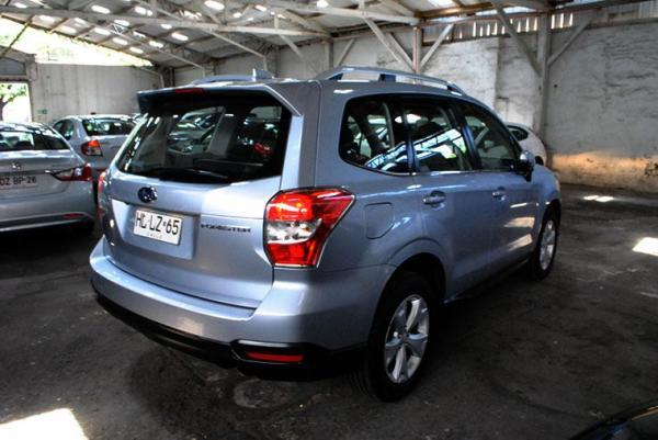 Subaru Forester 2.0 AWD CVT año 2016