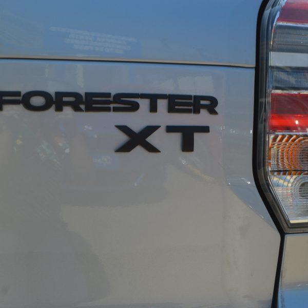Subaru Forester 2.0 Turbo XT Auto 4WD año 2016