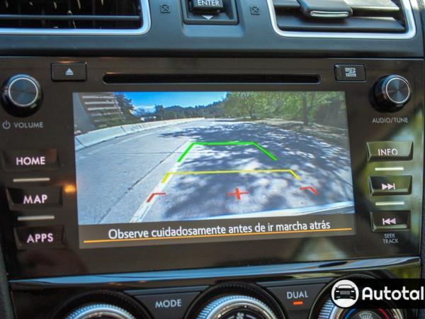 Subaru Forester 2.5 AWD CVT SI DRIVE PREM año 2017