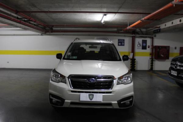 Subaru Forester 2.0 AWD CVT año 2017