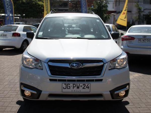 Subaru Forester Forester Awd 2.0i año 2017