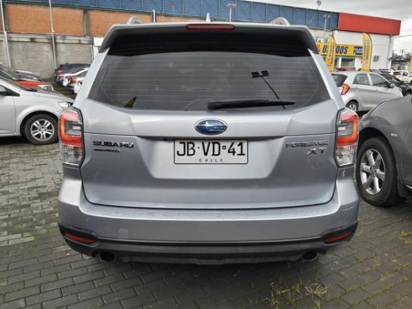 Subaru Forester FORESTER AWD 2.0 año 2017