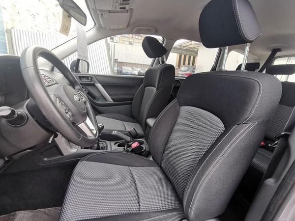 Subaru Forester AWD 2.0 I año 2017