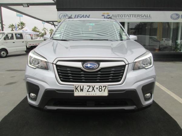 Subaru Forester NEW FORESTER AT CVT AWD año 2019