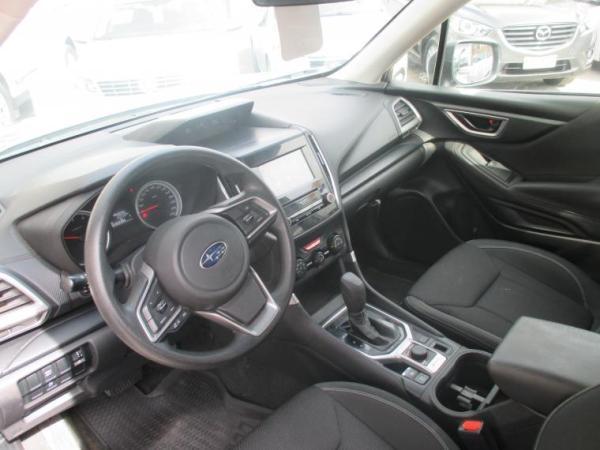 Subaru Forester AWD 2.0 año 2019