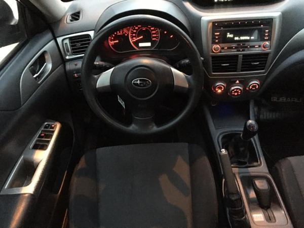 Subaru Impreza 5P HB 4X4 año 2008