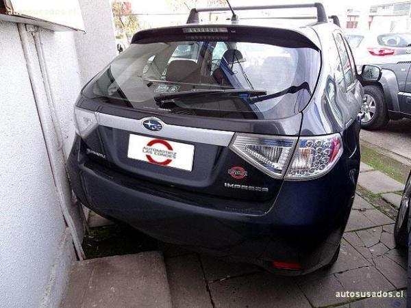 Subaru Impreza AT R-SPORT año 2009