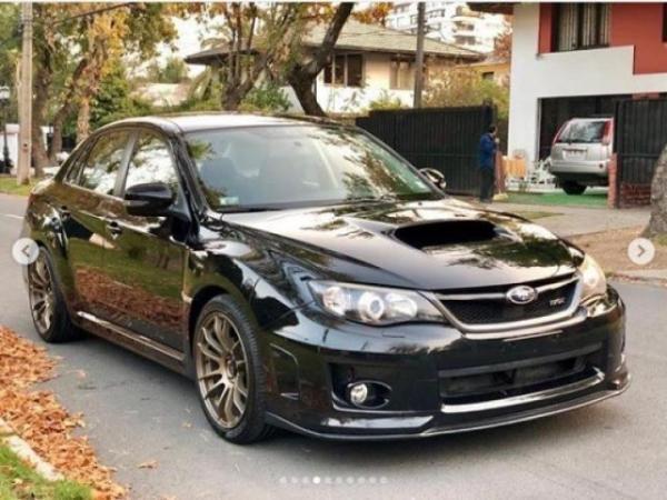 Subaru Impreza WRX 265 año 2011