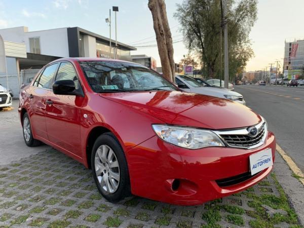 Subaru Impreza AWD año 2012