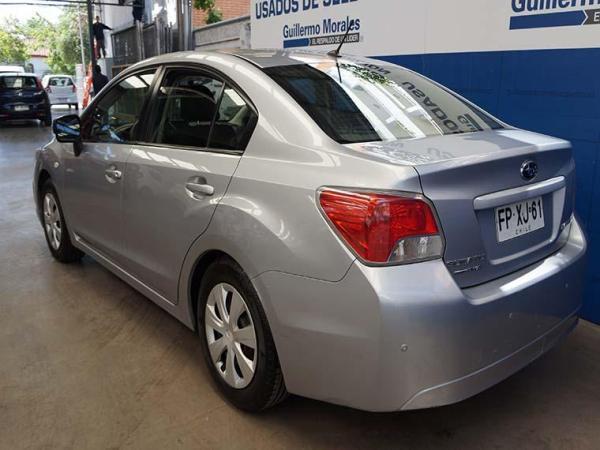 Subaru Impreza ALL NEW IMPRESZA AWD 1.6I año 2013