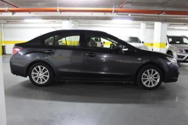 Subaru Impreza AWD CVT X5 año 2014