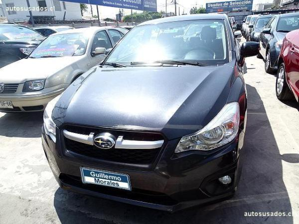 Subaru Impreza ALL NEW año 2014