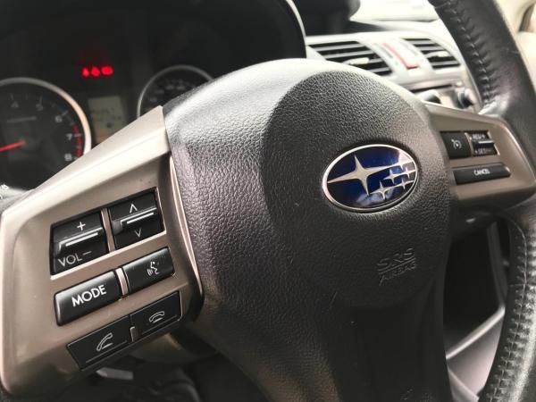 Subaru Impreza 2.0I XS 4WD año 2014