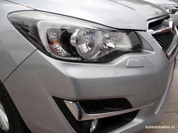 Subaru Impreza AWD año 2016