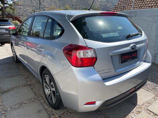 Subaru Impreza 2.0 SPORT XS AWD CVT año 2016