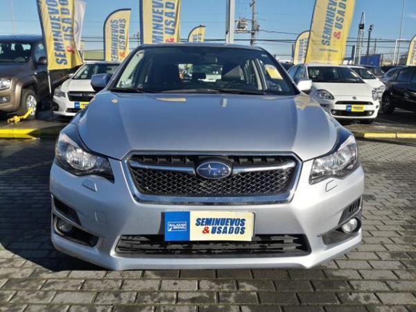 Subaru Impreza All New Impreza Sport Awd año 2016