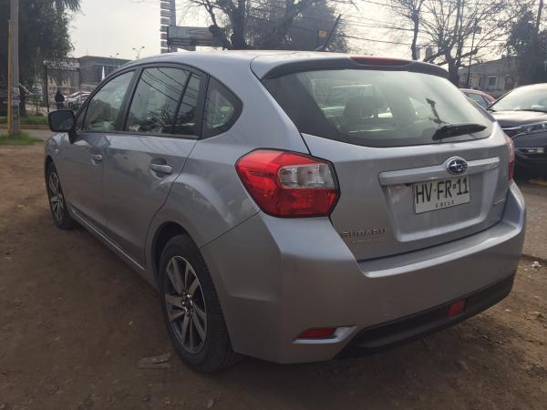 Subaru Impreza 2.0 AWD año 2016